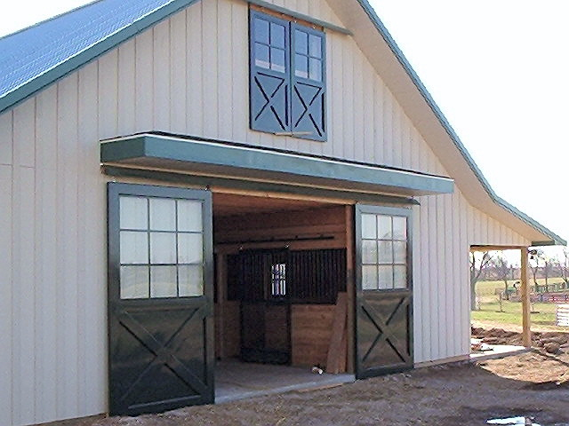 End Doors u0026 Loft Doors & Stall Doors Stall Grills Entrance Gates End Doors Barn Doors ...